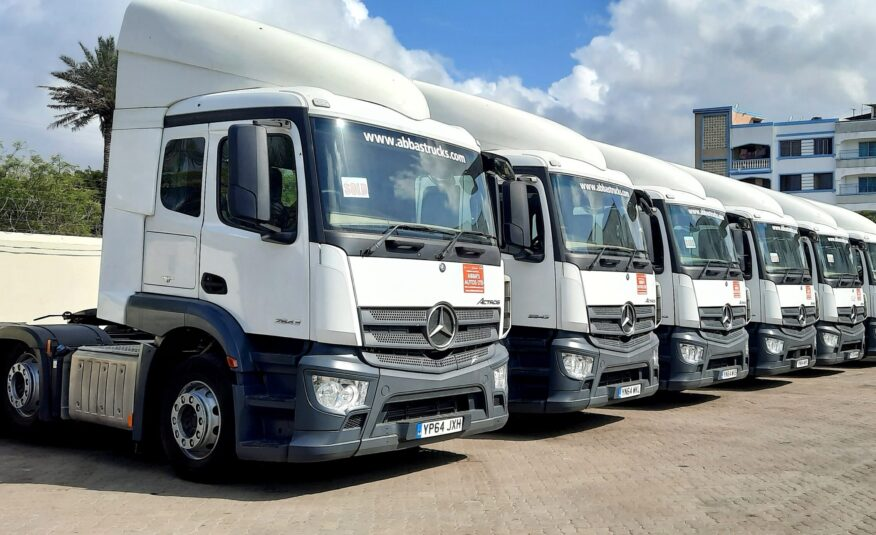 LARGE CHOICE OF MB ACTROS 2543 MP4