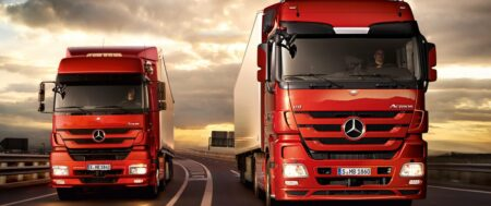 GET TO KNOW THE MERCEDES BENZ ACTROS