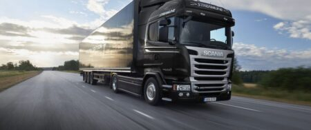 NEW FUEL ALARM FOR SCANIA DETERS THIEVES